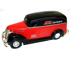 Bank, Truck - Ace Hardware - NEW