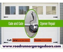 Residential Gate and Gate Opener Repair Garland, TX