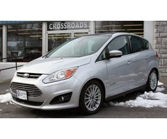 2015 Silver Ford C-MAX Hybrid Wagon I4! Only 41K Miles!