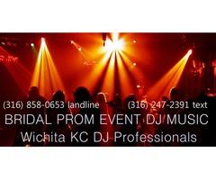 Bridal Prom All Event DJ Music Service