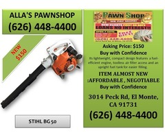 Alla's Pawn Shop Compact Blower