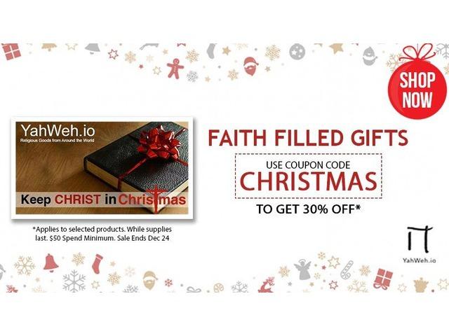 Religious Christmas Gifts.Religious Christmas Gifts 2017 Yahweh Gifts Souvenirs