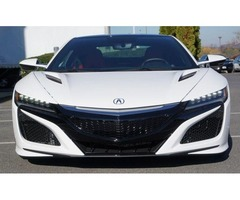 2017 Acura NSX Coupe 2-Door