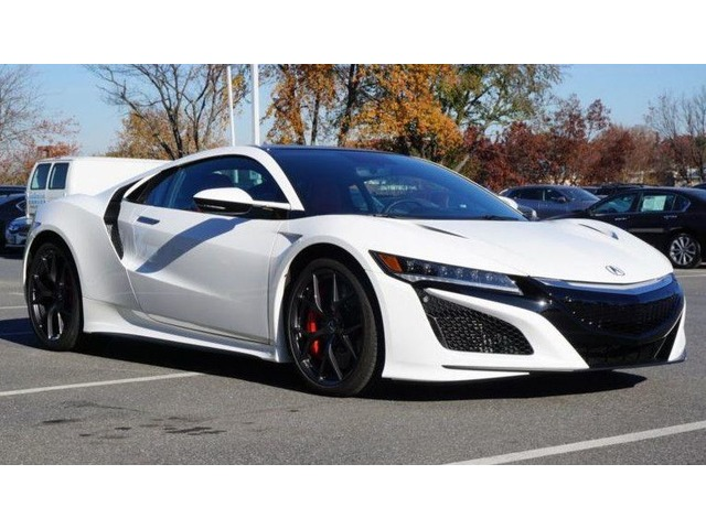 2017 Acura Nsx Coupe 2 Door