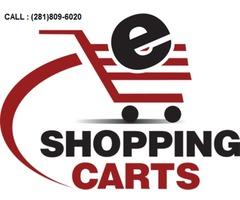 Shopping Cart Development Company Houston