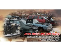 Buy used car parts junkyards at a reasonable price with fast delivery