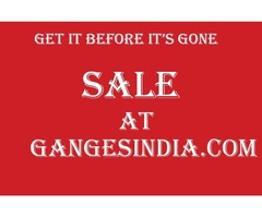 Get 25% off on End Year Sale at Gangesindia