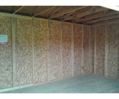 12x20 Custom Shed - FREE DELIVERY & LIFETIME WARRANTY $175/mo | free-classifieds-usa.com