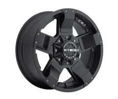 Mickey Metal MM-245 Wheel Set 17x9 8x6.5