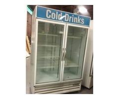 Beverage Air merchandising refrigerator