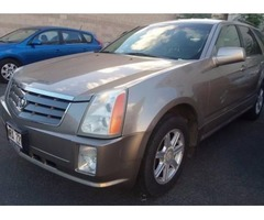 2004 Cadillac SRX-extremely comfortable