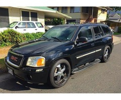 BEAUTIFUL BLACK 2004 GMC ENVOY (FULLY LOADED)