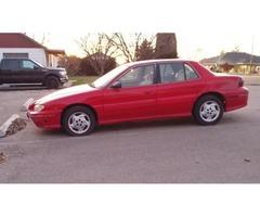 Car has under 90,000 miles, Pontiac Grand Am