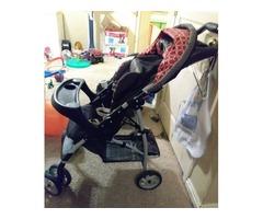 Carseat & Stroller