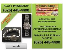 Alla's Pawn Shop : Movado