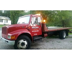 24/7 Flatbed Towing- 10% Off