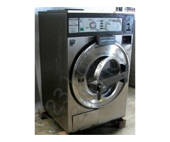 Continental Front Load Washer 18Lbs 120V Stainless Steel