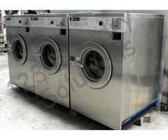 Maytag Front Load Washer 208-240V 60Hz 3PH MAF35MC3VS Std Steel