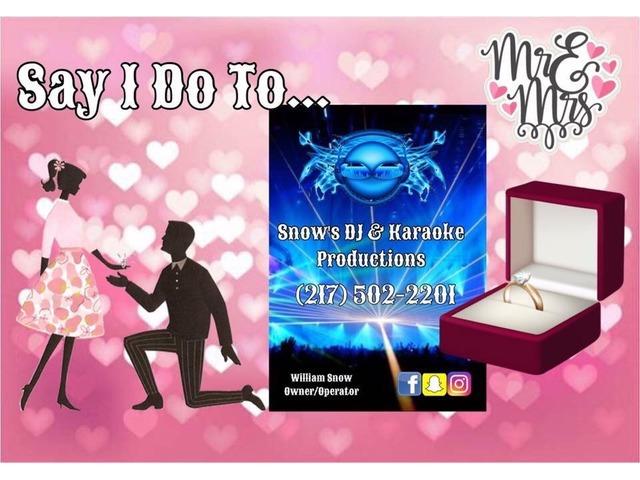 Snow's DJ & Karaoke Productions | free-classifieds-usa.com