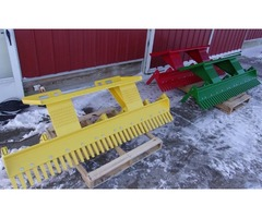eliminator rake for skidsteer