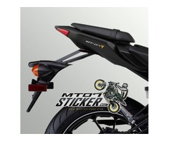 MT-07 Under seat fairing sticker (45)