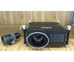 NEC PH1000U HDMI DLP Projector 11,000 Lumens | free-classifieds-usa.com