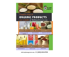 Buy Organic Products Online Texas Same Day Door Delivery