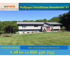 We provide Wallpaper Installation Westchester NY