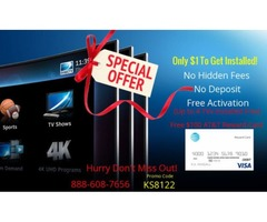 DirectTv for dollar