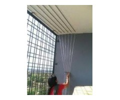 Cloth Dry Ceiling Hangers