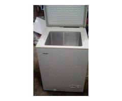 Haier 3.5 cu. ft. chest freezer