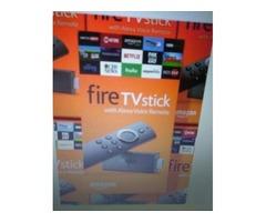 Amazon fire tv stick,with kodi latest 2017.6