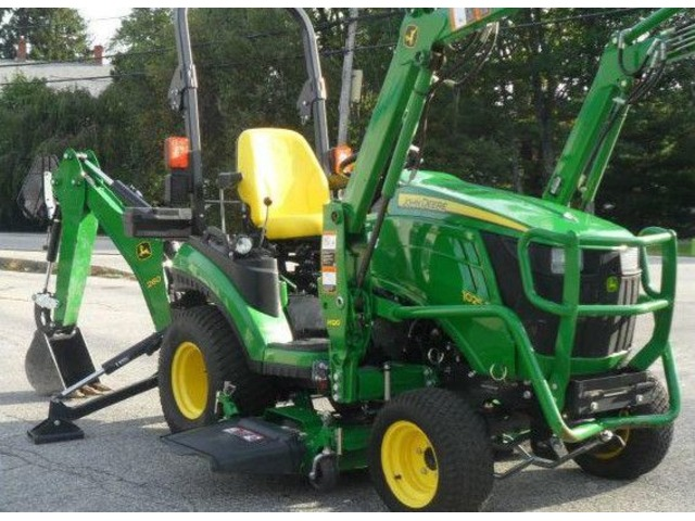John Deere 1025r : You need to see this compact tractor john deere r
