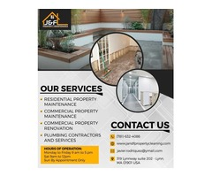 Residential and Commercial Property Maintenance Lynn | J&F Property Maintenance