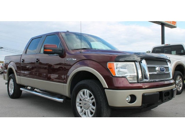 Ford F150 Crew Cab >> 2010 Ford F150 Lariat Crew Cab 4x4 Trucks Commercial Vehicles