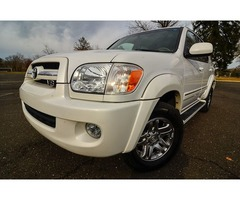 Selling My 2005 TOYOTA SEQUOIA LIMITED
