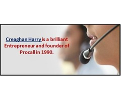 Professional Call Solutions (Creaghan Harry Owner)