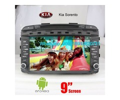 Kia Sorento 15-16 car audio radio android wifi dvd GPS camera