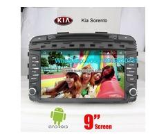 Kia Sorento 15-16 car audio radio android wifi dvd GPS camera