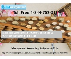 Management Accounting Assignment Help | Assignment Expert