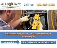 Electrician Stafford TX - All source Electrical Technologies