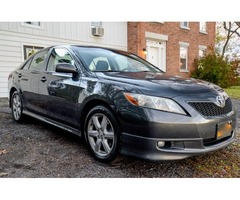 2009 TOYOTA CAMRY SE -BEST OFFER, VERY CLEAN
