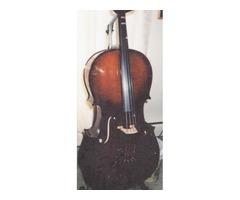 cello, excellent condition