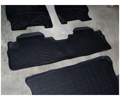 Weather Tech floor liners