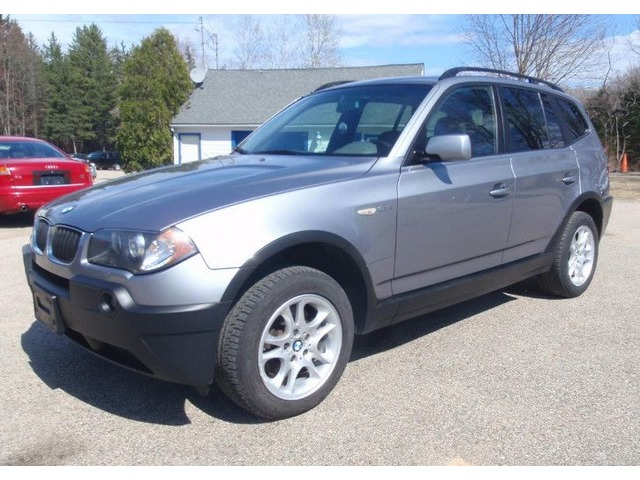 6 speed manual 2004 bmw x3 suv gray w black suvs. Black Bedroom Furniture Sets. Home Design Ideas