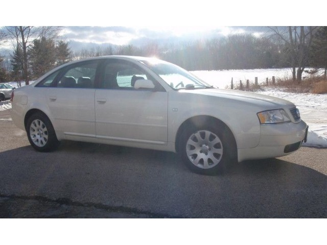 2001 Audi A6 2.8 Quattro Sedan *Serviced w/Timing Belt* - Cars ... Audi A Anium Gray on