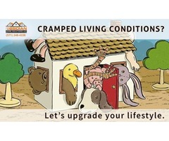 Cramped Living Condition?