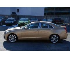 2013 Cadillac ATS AWD 3.6L Performance 4dr Sedan