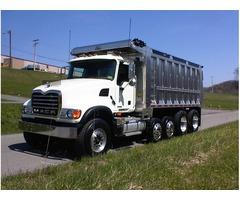 Attention: Dump truck vendors & dump truck operators