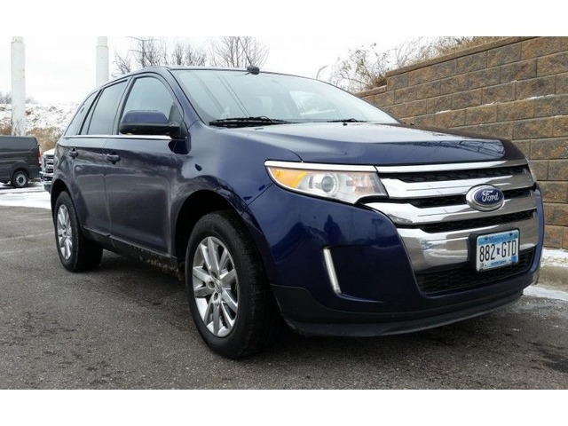 Ford Edge Limited Year